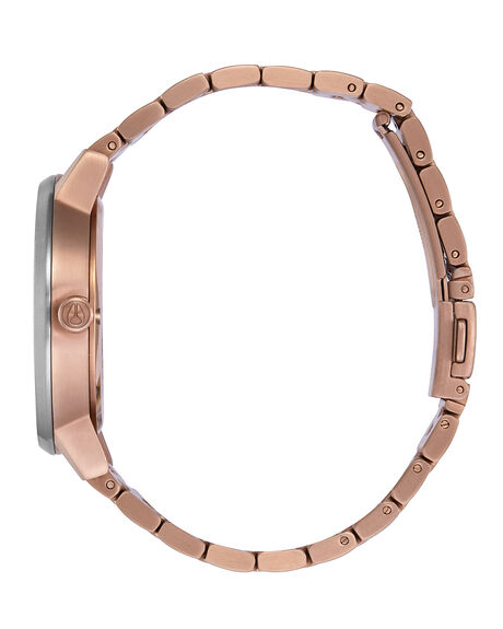 ROSE GOLD BLACK WOMENS ACCESSORIES NIXON WATCHES - A0992361