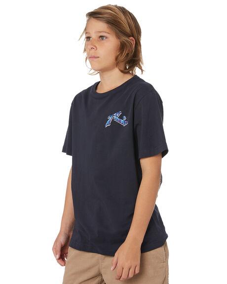 BLUE NIGHTS KIDS BOYS RUSTY TOPS - TTB0632BNI
