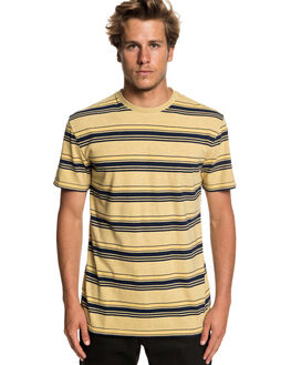 RATTAN DEEPER STATE MENS CLOTHING QUIKSILVER TEES - EQYKT03833-YHP6