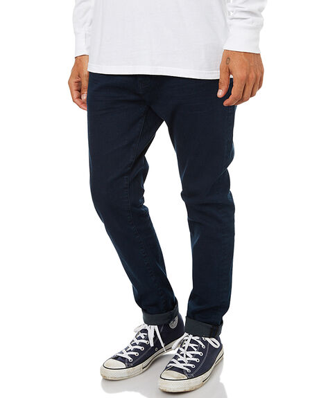 NORDIC BLUE MENS CLOTHING NEUW JEANS - 318261802