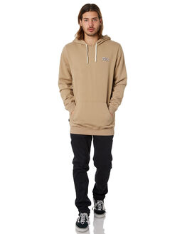 DUST YELLOW MENS CLOTHING RVCA JUMPERS - R181155DYLW