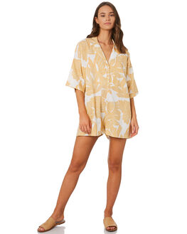 PRINT WOMENS CLOTHING ZULU AND ZEPHYR PLAYSUITS + OVERALLS - ZZ2696PRNT