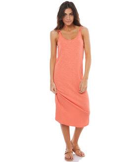 PORCELAIN ROSE WOMENS CLOTHING ROXY DRESSES - ERJKD03147MKE0