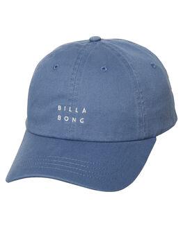BAJA BLUE MENS ACCESSORIES BILLABONG HEADWEAR - 9672310BAB