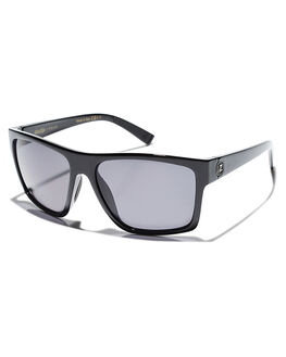 BLACK VINTAGE GREY MENS ACCESSORIES VONZIPPER SUNGLASSES - SMSDIPPBVBLKGR