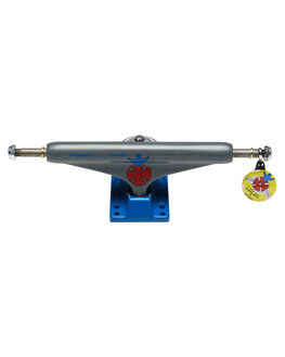 GREY BLUE SKATE HARDWARE INDEPENDENT  - S-INT1859GRYB