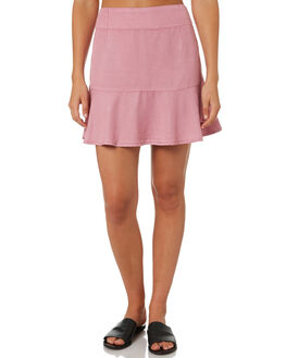 SOFT ROSE WOMENS CLOTHING ALL ABOUT EVE SKIRTS - 6423062PNK