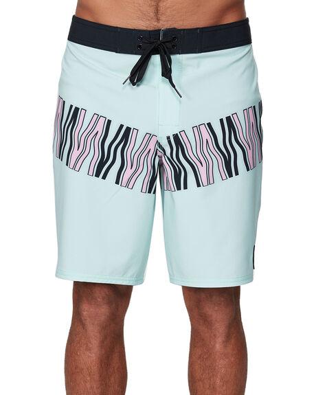 DUSTY AQUA MENS CLOTHING RVCA BOARDSHORTS - RV-R307406-UTY