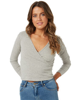 GREY MARLE WOMENS CLOTHING ALL ABOUT EVE FASHION TOPS - 6423012GRM