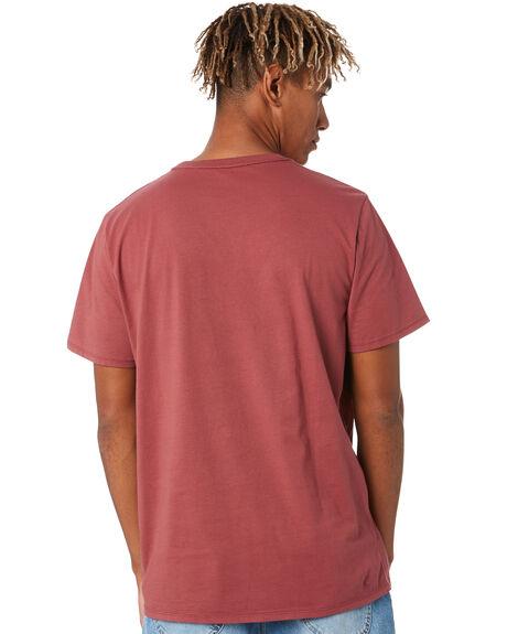 RAISIN MENS CLOTHING DEPACTUS TEES - D5202002RAISN