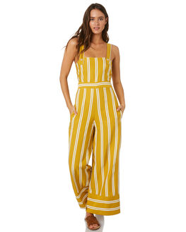 ZIPPORA STRIPE WOMENS CLOTHING SANCIA PLAYSUITS + OVERALLS - 827AZIP