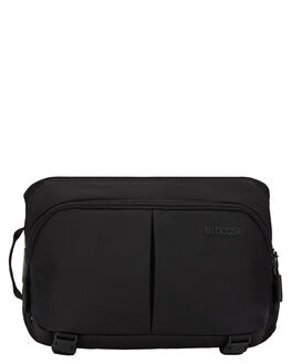 NYLON BLACK MENS ACCESSORIES INCASE BAGS - INCO200342-NYB