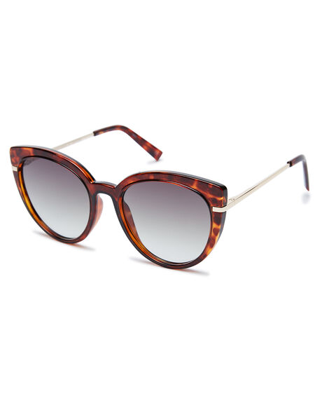 TORT WOMENS ACCESSORIES LE SPECS SUNGLASSES - LSP2002192TRT