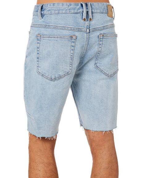 WASTED BLUE MENS CLOTHING THRILLS SHORTS - TDP-319EWWBLU