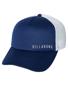 DEEP BLUE WOMENS ACCESSORIES BILLABONG HEADWEAR - 6681315DBL