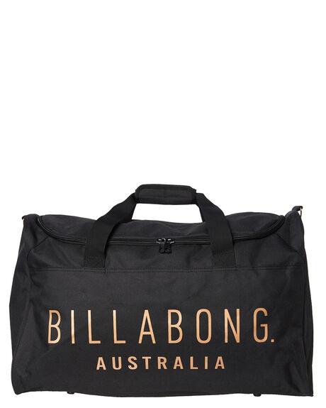 BLACK WOMENS ACCESSORIES BILLABONG BAGS + BACKPACKS - 6671258XBLK