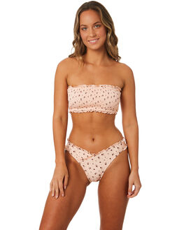 MELON WOMENS SWIMWEAR PEONY SWIMWEAR BIKINI TOPS - RE18-25-MEL