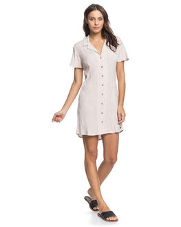 BRUSCHETTA DOT WOMENS CLOTHING ROXY DRESSES - ERJWD03454-MNP4