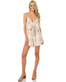 COOL WHIP WOMENS CLOTHING BILLABONG PLAYSUITS + OVERALLS - 6572504CWP