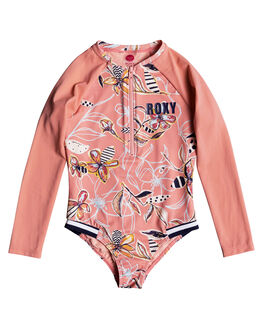 CORAL ALMOND TRELLIS BOARDSPORTS SURF ROXY TODDLER GIRLS - ERLWR03085MGL7