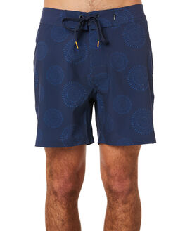 NAVY OUTLET MENS SWELL BOARDSHORTS - S5184239NAVY