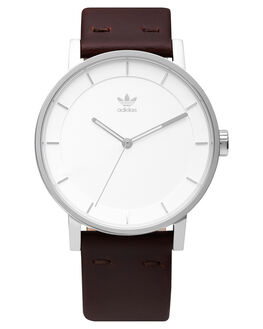 SILVER BROWN OUTLET MENS ADIDAS WATCHES - Z08-1113