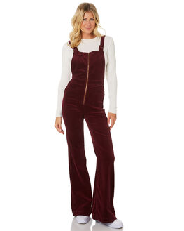 a8f8c469c291 BORDEAUX CORD WOMENS CLOTHING ROLLAS PLAYSUITS + OVERALLS - 12902-4342 ...