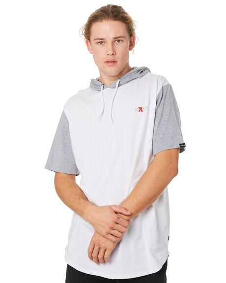 WHITE OUTLET MENS ST GOLIATH TEES - 4341039WHT