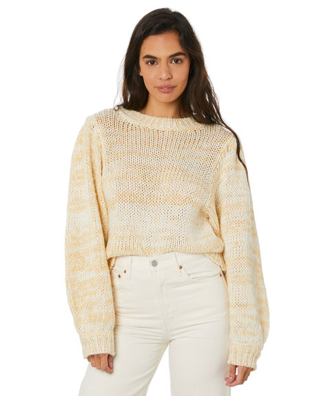 WHITE OUTLET WOMENS MINKPINK KNITS + CARDIGANS - MP1909806WHT