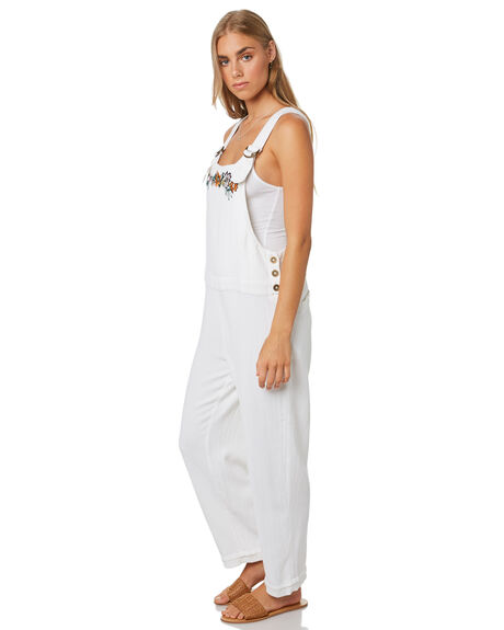WHITE OUT WOMENS CLOTHING O'NEILL PLAYSUITS + OVERALLS - 5721610WOUT