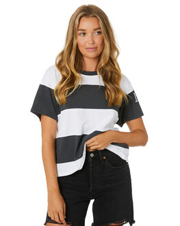 IRON WHITE WOMENS CLOTHING LEVI'S TEES - 85495-0001IRONW