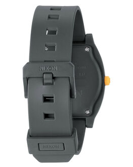MATTE STEEL GRAY KIDS GIRLS NIXON WATCHES - A1191244MSTE