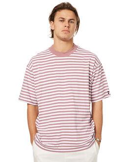 MAUVE MENS CLOTHING ZANEROBE TEES - 136-RISEMAUVE