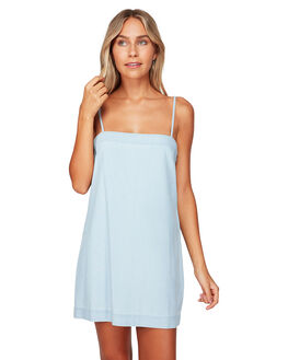 INDIGO WOMENS CLOTHING BILLABONG DRESSES - BB-6592472-IND