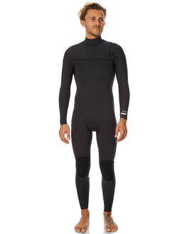 BLACK SURF WETSUITS NCHE WETSUITS STEAMERS - 1GM2-01-MEHBLK
