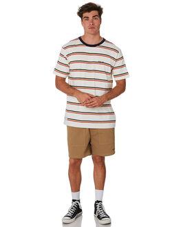 TAN MENS CLOTHING RPM SHORTS - 9PMB05BTAN