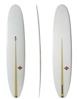 POLISHED VOLAN WITH V COLOUR BOARDSPORTS SURF CLASSIC MALIBU LONGBOARD - CLAVFLEXVOL