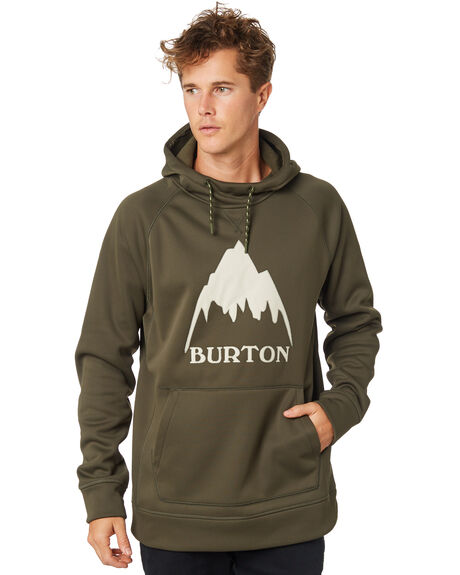 FOREST NIGHT MENS CLOTHING BURTON JUMPERS - 10891106303FORST