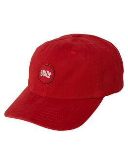 RUSTIC RED MENS ACCESSORIES BILLABONG HEADWEAR - 9695326BRRED