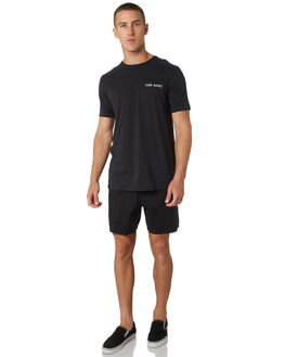 VINTAGE BLACK MENS CLOTHING ZANEROBE SHORTS - 603-VERVBLK