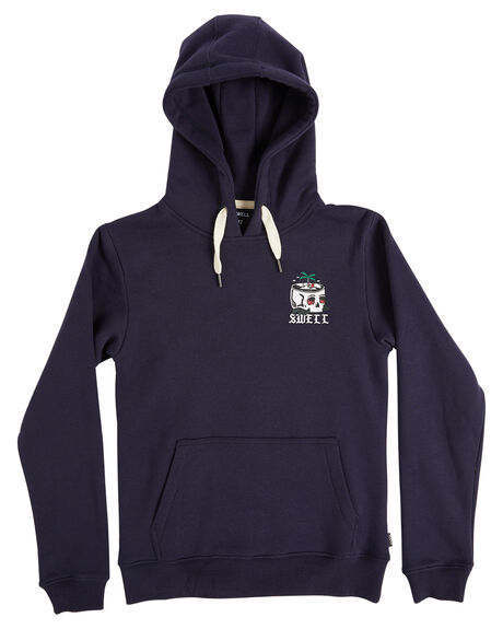 CLASSIC NAVY KIDS BOYS SWELL JUMPERS + JACKETS - S3221440CNVY