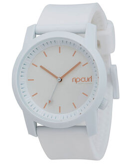 WHITE WOMENS ACCESSORIES RIP CURL WATCHES - A2966G1000