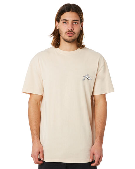 SABLE MENS CLOTHING RUSTY TEES - TTM2077SAB