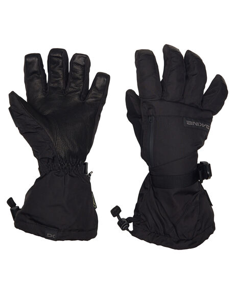 BLACK SNOW OUTERWEAR DAKINE GLOVES - 1100353BLK