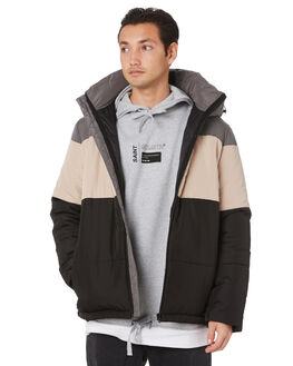 CHARCOAL MENS CLOTHING ST GOLIATH JACKETS - 4351004CHAR