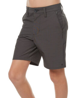 BLACK KIDS BOYS BILLABONG SHORTS - 8571704BLK