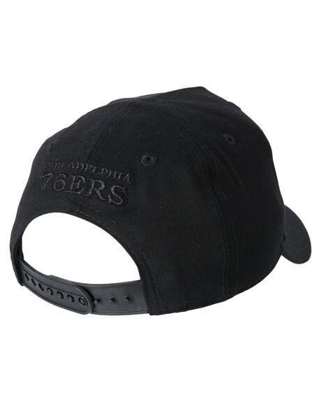 BLACK KIDS BOYS OUTERSTUFF HEADWEAR - 7K2IOBA4J76BLK