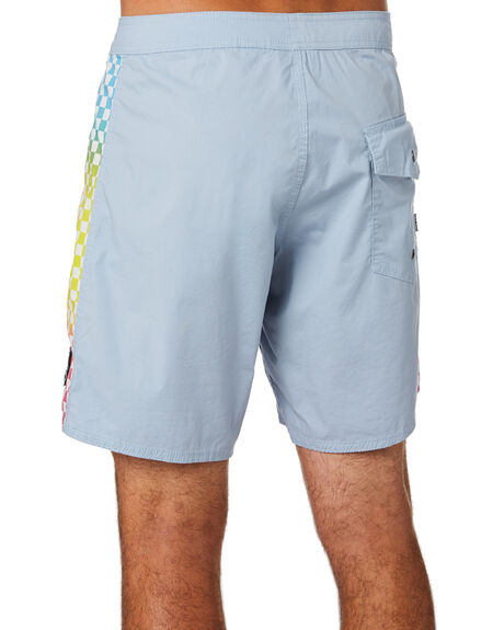 VINTAGE BLUE OUTLET MENS TOWN AND COUNTRY BOARDSHORTS - TBO516BVBLU