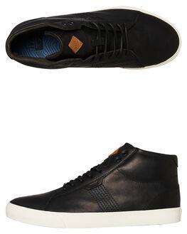 BLACK NATURAL MENS FOOTWEAR REEF BOOTS - A2XMQBLN