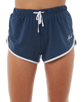 INK WOMENS CLOTHING AFENDS SHORTS - W181350INK